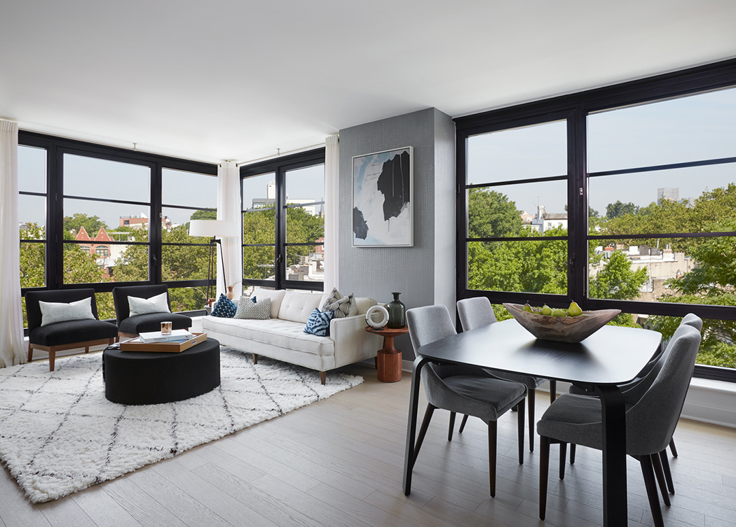 Brooklyn Luxury Apartments for Rent | 365 Bond ‒ Building